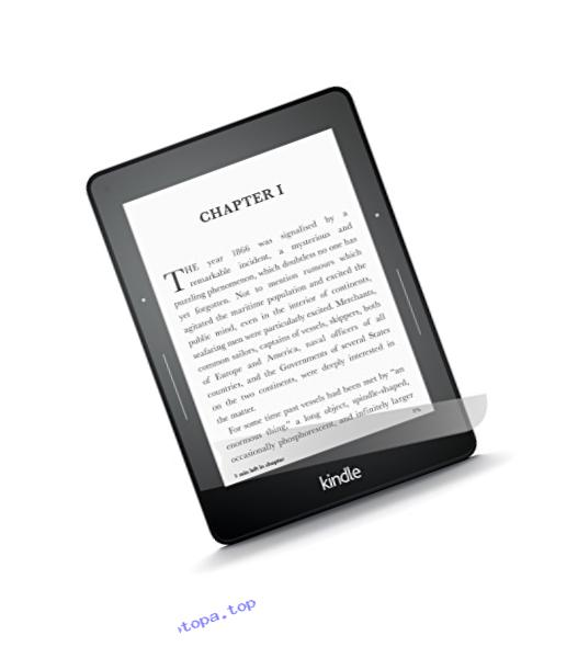 Kindle Voyage Screen Protector, NuPro, 3-Pack, Screen Protector, Screen Guard, Kindle Voyage, 2014