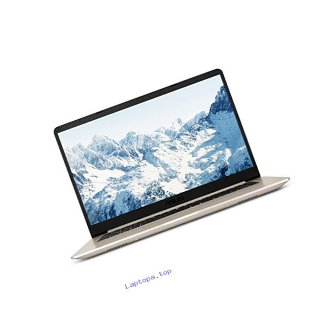 ASUS VivoBook S 15.6?�? Full HD Laptop, Intel i7-7500U 2.7GHz, 8GB RAM, 128GB SSD + 1TB HDD, Windows 10, Fingerprint Sensor, Backlit Keyboard.