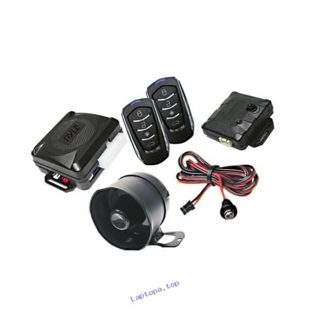 Pyle PWD701 4-Button Remote Door Lock Vehicle Security System